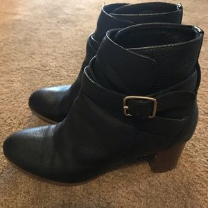 Jcrew Italian Leather boots size 8